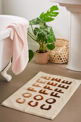Urban Outfitters Coffee Bath Mat