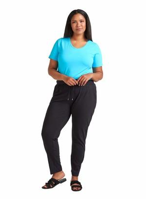 Zizzi Women's Lang Hose Trouser
