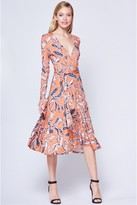 Yumi Kim Around Town Jersey Midi Dress