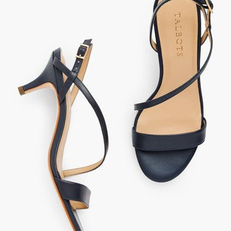 Talbots Pila Strappy Kitten Heel Sandals - Leather