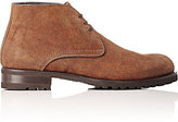 Harry's of London Men's Griffen Chukka Boots-BROWN