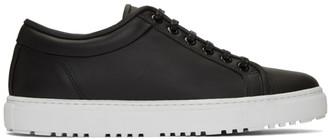 Etq Amsterdam Black Low 1 Rugged Sneakers