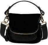 Tom Ford Jennifer Small Velvet Shoulder Bag
