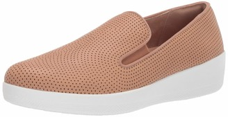 FitFlop Women's Superskate Perforated Loafer Flat