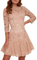 Chi Chi London Emberley Dress Dusty