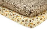Little Bedding by Nojo® Jungle Dreams Fitted Crib Sheet (Set of 2)