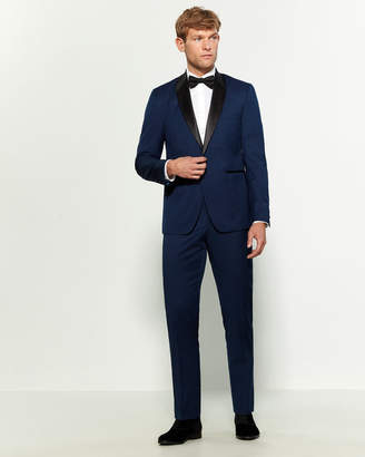 Vince Camuto Two-Piece Blue Slim Fit Tuxedo
