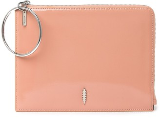 THACKER Gable Ring Leather Travel Pouch