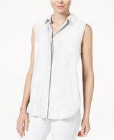 Velvet Heart Vina Sleeveless Shirt