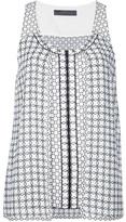 Proenza Schouler printed vest top