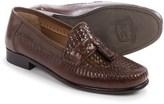 Florsheim Swivel Weave Tassel Loafers - Leather (For Men)