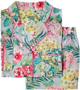 Cath Kidston Tropical Garden Lawn Long PJ Set
