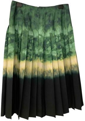 Aquazzura Multicolour Silk Skirts