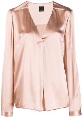 Pinko v-neck blouse