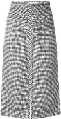 No.21 Knitted Midi Skirt