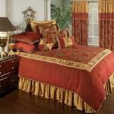 Bed Bath & Beyond Austin Horn Classics Montecito European Pillow Sham in Gold