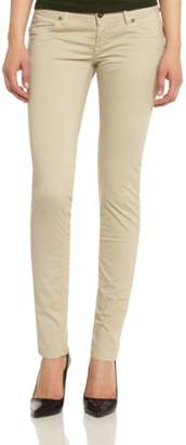 Meltin Pot Women's MONIE Slim Trouser - - (Brand size: W30/L32)
