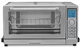 Thumbnail for your product : Cuisinart Deluxe Toaster Oven