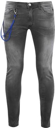 Replay Titanium Stretch Slim Fit Jeans