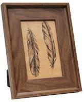 B.P. Industries $8 Dark Wood Tone Frames