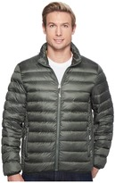 Tumi Patrol Packable Travel Puffer Jacket Men's Coat