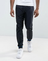 United Colors Of Benetton Woven Joggers With Tipping