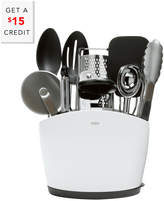 OXO Good Grips 10 Piece Everyday Kitchen Tool Set With $15 Rue Credit