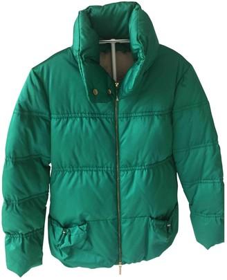 Carolina Herrera Green Coat for Women