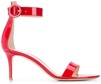 Gianvito Rossi 70mm Side Buckle Sandals