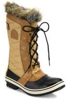 Sorel Tofino II Coated Canvas & Faux Fur Winter Boots
