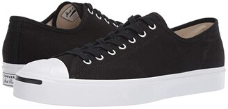 Converse Jack Purcell 1st in Class - Ox (Black/White/Black) Classic Shoes
