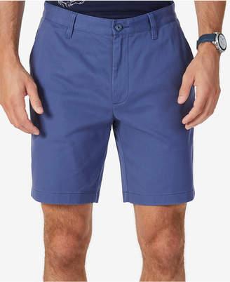 """Nautica Men 8.5"""" Stretch Classic-Fit Deck Shorts"""