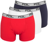Trunks FGL Essentials 3 Pack Short