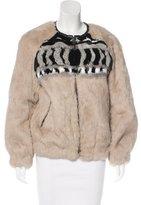 IRO Lorna Fur Jacket