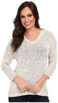 Lucky Brand Marled Sweater Tunic