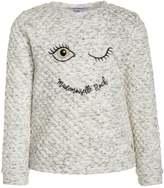 3 Pommes ROCK REBELLE Sweatshirt white off
