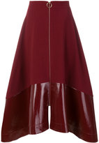 Roksanda flared zipped skirt