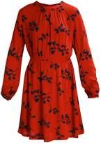 Minimum TANNI Summer dress red ochre