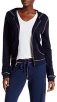 Allen Allen Hooded Zip Jacket