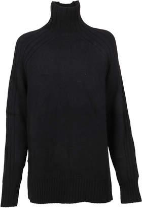 Ralph Lauren Black Wool Sweater