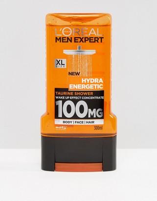 L'Oreal Men Expert Hydra Energetic Shower Gel 300ml