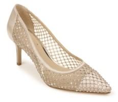 Badgley Mischka Women's Floria Evening Pumps Women's Shoes