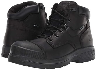 Timberland 6 Endurance HD Composite Safety Toe Waterproof Insulated (Black) Men's Shoes