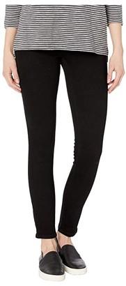 Current/Elliott The Original Stiletto in Clean Black (Clean Black) Women's Jeans