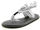 Sanuk Yoga Sling 2 Open Toe Canvas Thong Sandal.