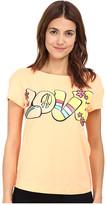 Love Moschino I Love Peace T-Shirt