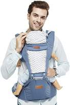 BOYOVO Baby Sling Carrier with Hip Seat