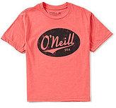 O'Neill Big Boys 8-20 Property Short-Sleeve Tee