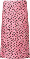 Marni printed skirt