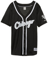 PINK Chicago White Sox Mesh Button Down Jersey